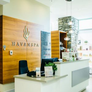 Haven Spa & Salon at the Sidney Pier Hotel