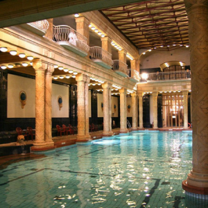 Gellért Thermal Baths Spa